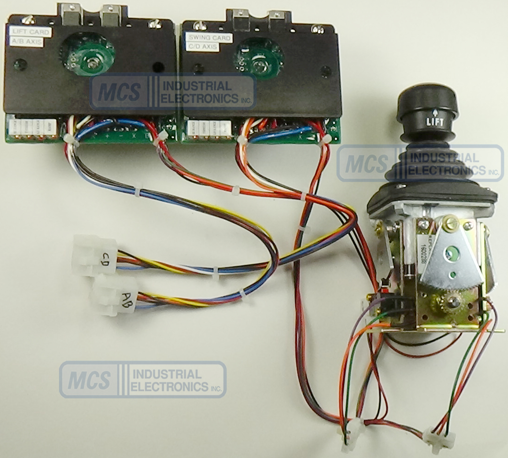 1600288 Jlg Joystick Controller From Mcs Industrial One Stop Shop Electronic Wiring