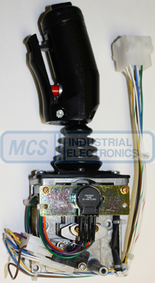 0361219 Snorkel Joystick Controller from MCS Industrial One stop – Joystick Controller Wiring Diagram Skyjack
